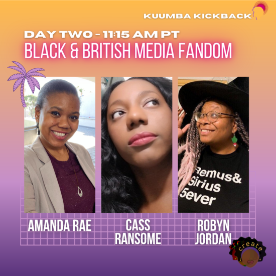 Day Two - Black _ British Media Fandom