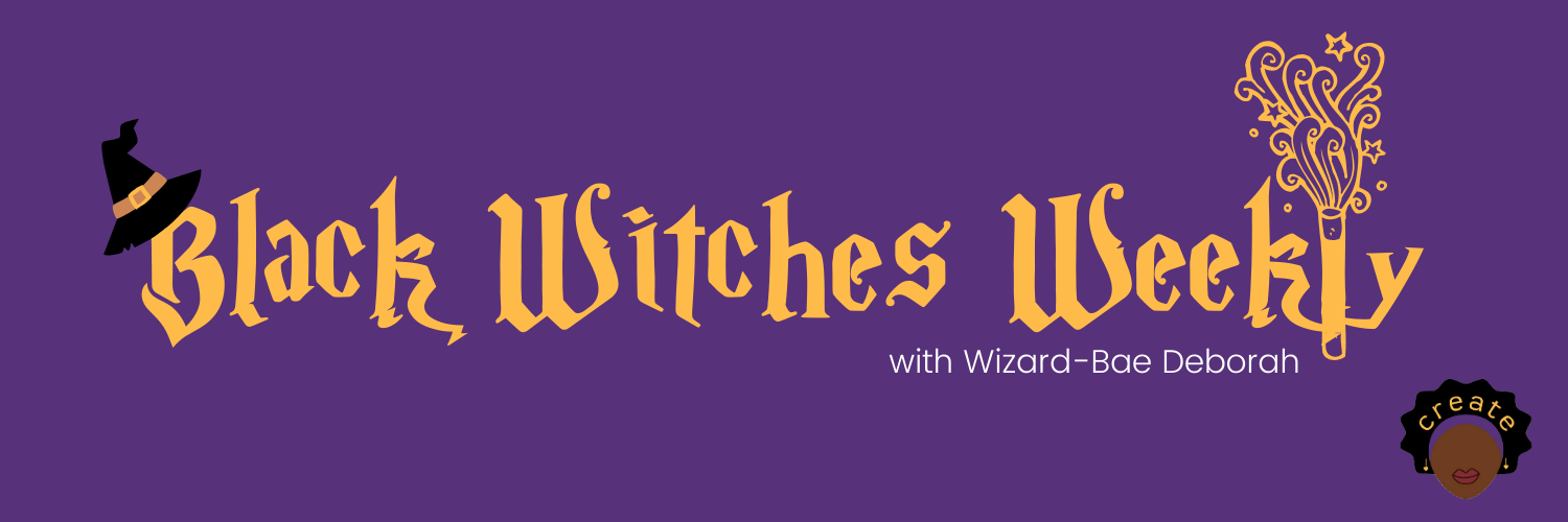 Header_Logo - Black Witches Weekly