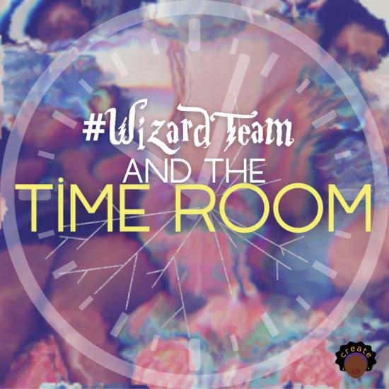 #WizardTeam Time Room Logo